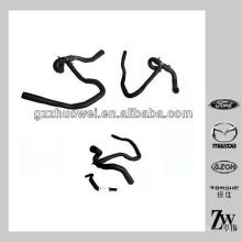 1600cc Mazda novo 3 / BK borracha mangueira de água carro ZJ01-13-692A / ZJ01-13-692