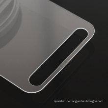 Hohe Qualität Konkurrenzfähiger Preis 2.5D edge Hoch Transparenter Displayschutz aus gehärtetem Glas für Samsung S7 active, akzeptieren Sie Paypal