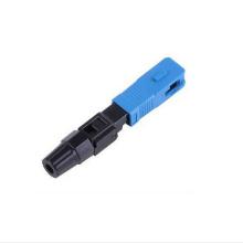 Connecteur rapide à fibre optique Sc