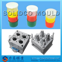 Plastic medicine cup mold /plastic injection mould
