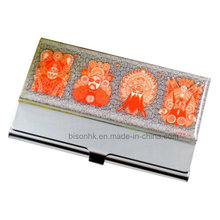 Porte-cartes de visite Epoxy personnalisé (BS-E-008)