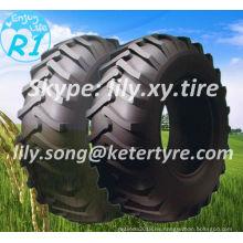 Neumático agrícola, neumáticos para granjas 4.00-12, 6.00-16, 12.4-24, 13.6-24, 16.9-30