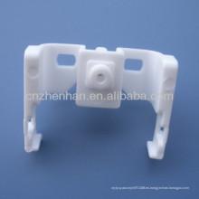 Persianas verticales accesorios-correa de transmisión de cable de plástico con tornillo, componentes de persiana vertical, partes sombreado vertical / mecanismo