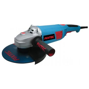 FIXTEC 230mm angle grinder with polishing disc