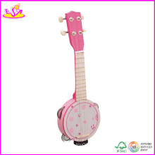2014 New Wooden Guitar, Popular 30 Inch Wooden Guitar and Hot Sale Wooden Guitar W07h021