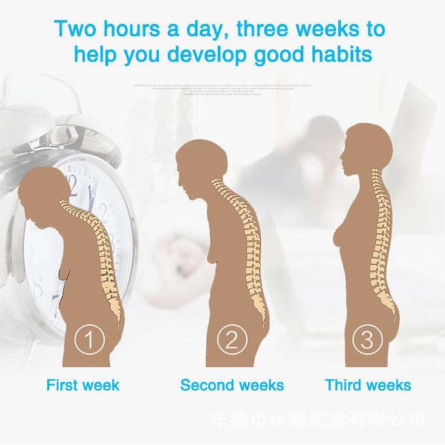 posture corrector back