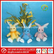 Пасха праздник подарок плюшевые мягкие Кролик игрушка