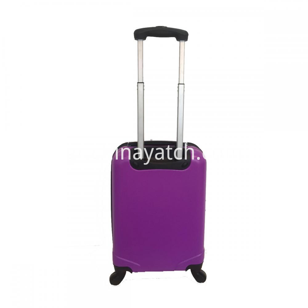 wheeled ABS suitcase