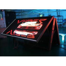 1R1G1B Double Sided LED Sign Display P16 Outdoor Waterproof
