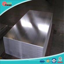 304 лист зеркала нержавеющей стали для украшения