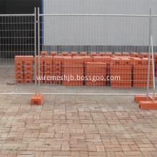 Hot-dip Galvanized Temporary Fence Panels