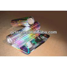 Hologrammglas temporäre Schutzfolie
