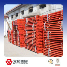 Heavy duty scaffoldling formwork support/steel prop for Construction