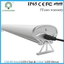 2016 Epistar Chip 0.6m prenda impermeable 2FT / 4FT / 5FT China LED Tri-Proof Light