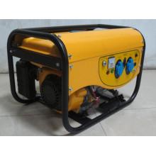 Gerador elétrico da gasolina monofásico (HH3750)