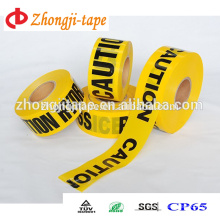 PE Protective barrier tape