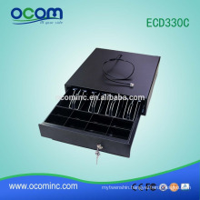 Cash Drawer Box for Retail Market Restaurant Electronic (ECD330C)