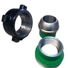 Unión de martillo protector de hilo forjado de acoplamiento