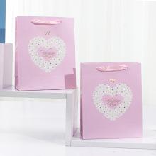Kundenspezifisches Taschenpapier mit individuell bedruckter Papiertüte