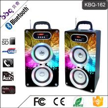 BBQ KBQ-162 20W 2000mAh 2017 Hot Selling Professional Portable Bluetooth Mini Speaker