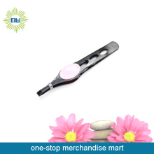 Stainless Steel Eyelash Extension/Eyebrow Tweezers