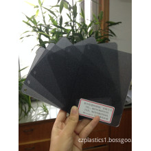 Hot Sale Transparent/Clear ABS Sheet with Different Colors