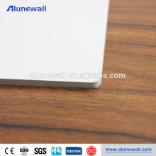 Metal texture fireproof aluminum composite panel acp for Indoor Wall Cladding