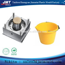plastic injection plastic storage bucket mould