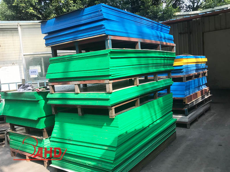 green Hdpe Polythene Sheet