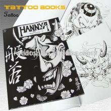 Горячая продажа японской книги дизайна татуировки