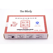 200g cleansing and nourishing the stomach Chinese ripe Puer tea