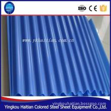 Corrugated Roof Galvanised Steel Sheet