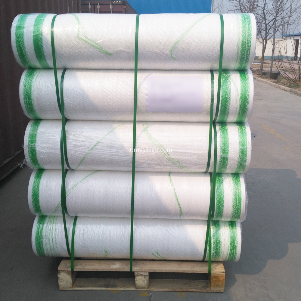 silage hay bale net