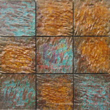 Growing Rustic Copper Mosaic Tile for Home Deco (CFM1086)