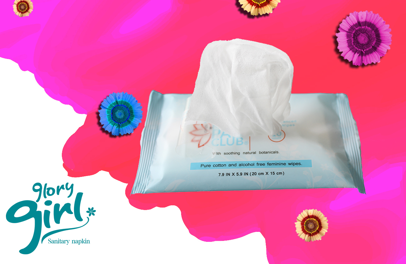100 Cotton Wet Wipes