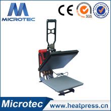 Alta calidad de la máquina de transferencia de calor de Auto Open Digital
