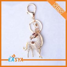 Crystal Horse Shape Key Chain Keychain In YIWU