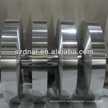 8011 tira de aluminio para tapas farmacéuticas