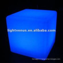 Barre de charge d'induction de 40cm, hôtel, partie et chaise à la maison de LED