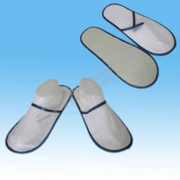 Disposable Nonwoven PP EVA Hotel Slipper (TS02)