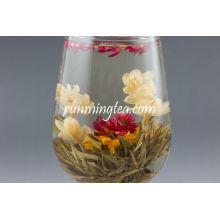 Yi Jian Zhong Qing (El amor en la primera vista verde de té en flor)