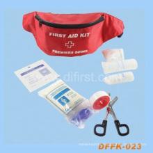 Travel First Aid Kit / Waist Medical Bag (DFFK-023)