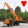 4 Ton Small Hydraulic Tire Crane