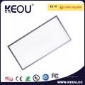 Marco blanco AC85-265V Ra> 80 600X1200 Panel de luz LED