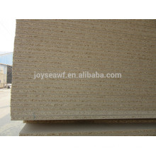 16mm high quality raw chipboard for furniture and construction