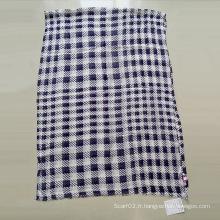 Écharpe à rayures viscose souple de conception populaire