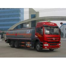 FAW 6X4 240HP Flammable Liquid Transport Tanker