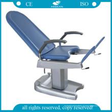 AG-S102A Hospital Ginecológico Exame Cadeira