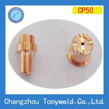 Punta de corte y electrodo de plasma de aire cebora P50