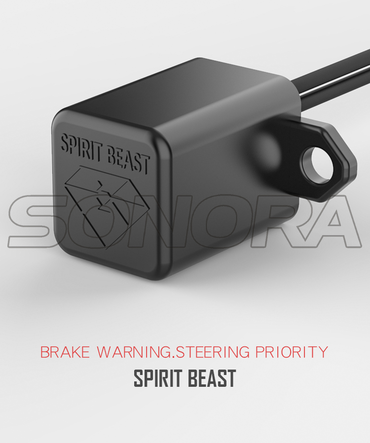 Spirit beast brake double flasher (5)